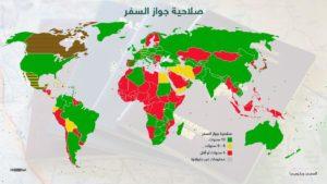 صلاحية جواز السفر