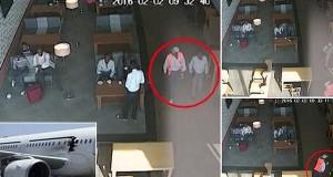 صومالي منعه القدر من تفجير طائرة تركية يظهر في فيديو