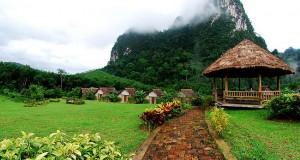 إندونيسيا جنة في جمال الطبيعة